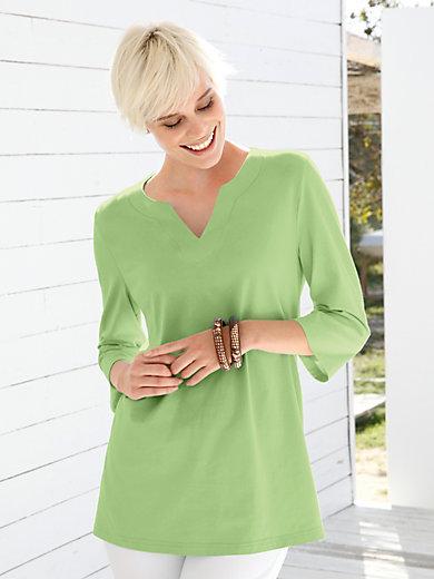 Green Cotton - Le T-shirt à manches 3/4