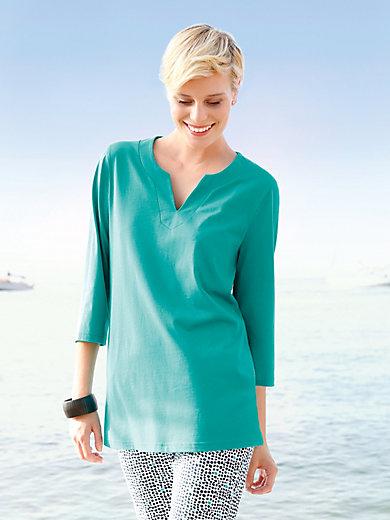 Green Cotton - Shirt med 3/4-ærmer