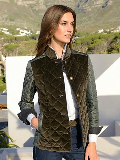 HABSBURG - La veste courte matelassée