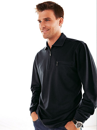 HAJO - Polo-Shirt mit 1/1 Arm