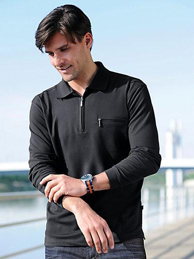 HAJO - Polo-Shirt mit 1/1 Arm