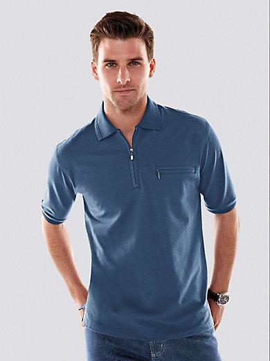 HAJO - Polo Shirt mit 1/2 Arm