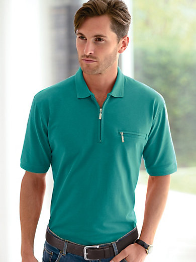 "HAJO - polo shirt with ""Stay Fresh"""