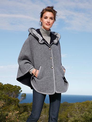 Hammerschmid - Cape in 100% new milled wool