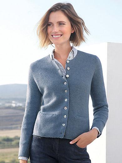 Hammerschmid - Cardigan af 100% uld