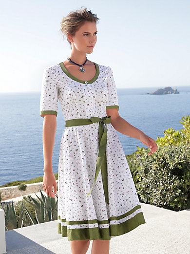 Hammerschmid - Dress with puffed sleeves