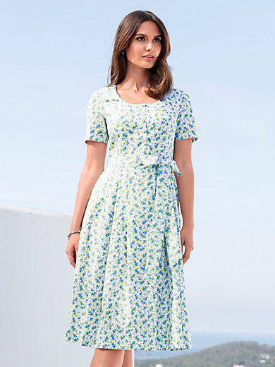 Hammerschmid - Dress with short sleeves