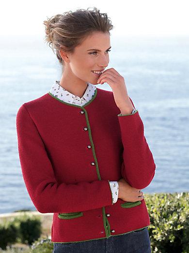 Hammerschmid - La veste en pure laine vierge, look folklorique