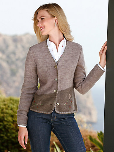 Hammerschmid - Milled wool jacket