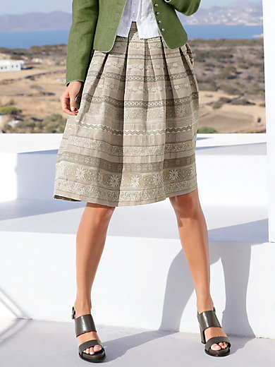 Hammerschmid - Pleated skirt