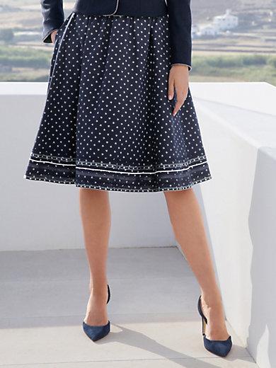 Hammerschmid - Skirt with floral print