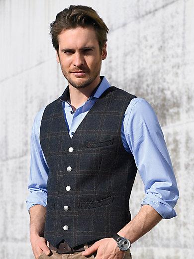 Hatico - Bügelfreies Hemd aus 100% Baumwolle