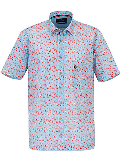 Hatico - Hemd mit 1/2-Arm