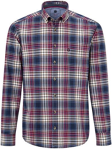Hatico - Hemd mit Button-down-Kragen