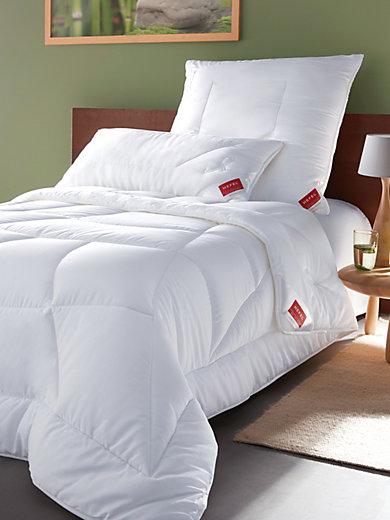 hefel la couette 4 saisons 100 coton 135x200 cm blanc. Black Bedroom Furniture Sets. Home Design Ideas