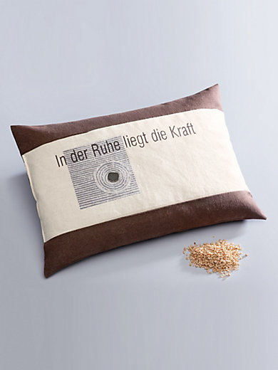 Himmelgrün - Kruidenkussen, ca. 30x20cm