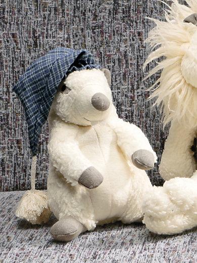 Himmelgrün - La peluche marmotte