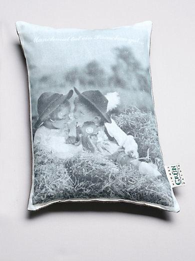 Himmelgrün - Le coussin aux herbes, 20x30cm