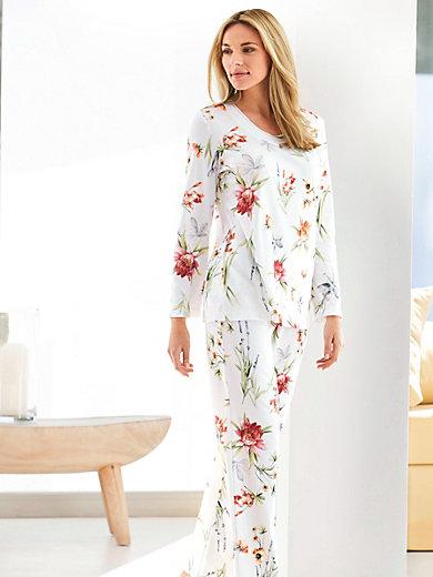 Hutschreuther - Schlafanzug mit 1/1 Arm