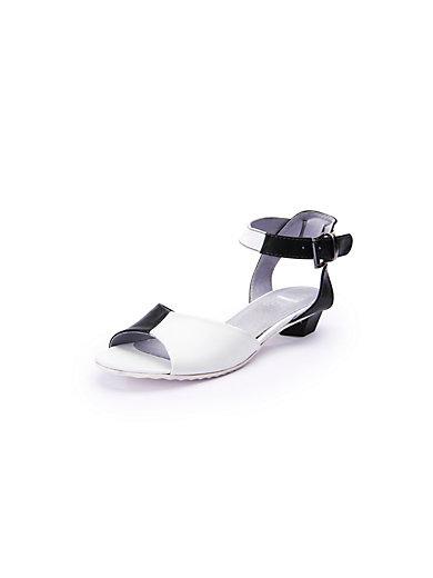 iiM77 - Sandale mit verstellbarem Fesselriemchen