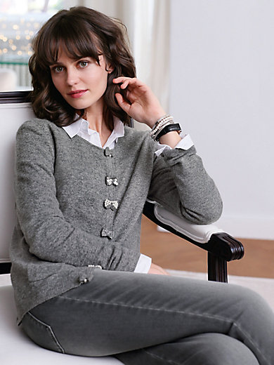 include - Cardigan in 100% cashmere