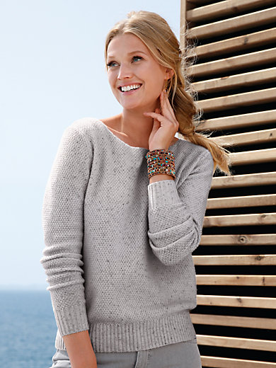 include - Jumper made of 100% cashmere