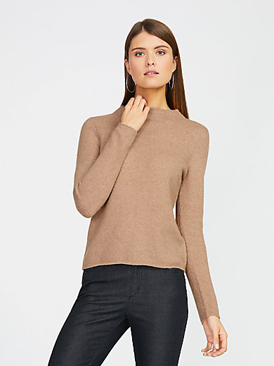 include - Jumper with stand-up collar