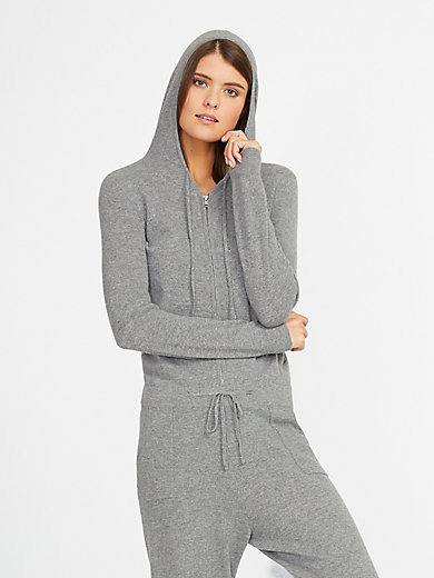 include - Knitted jumpsuit in 100% cashmere
