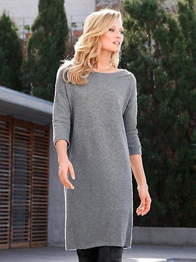 include - La robe en pur cachemire, manches 3/4