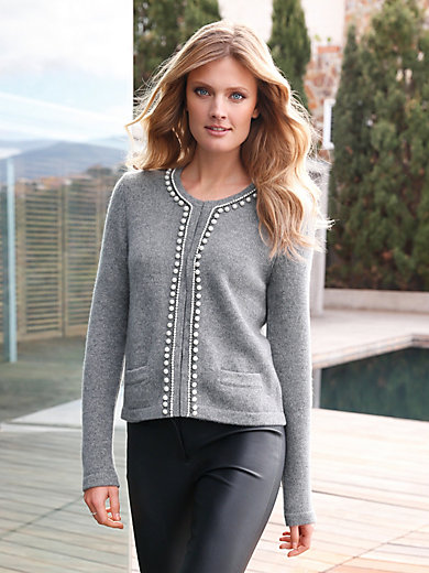 include - Le cardigan 100% cachemire