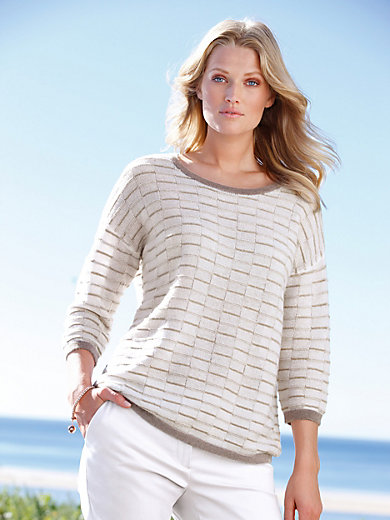 include - Le pull en cachemire