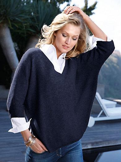 include - Pullover aus 100% Kaschmir mit Kimono-Halbarm