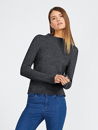 include - Pullover mit Stehbund-Kragen