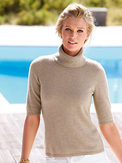include - Roll-neck jumper