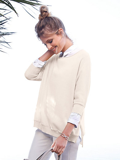 include - Round neck jumper