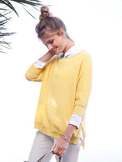 include - Rundhalsad tröja med 3/4-ärm