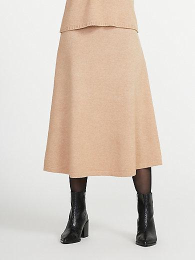 include - Stickad kjol