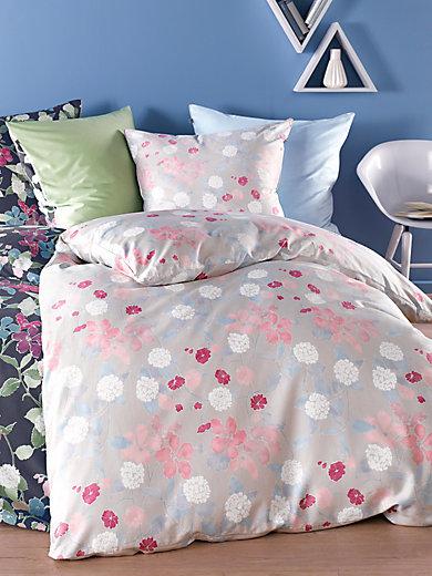 Irisette - Bettbezug ca. 135x200cm / Kissenbezug ca. 80x80cm