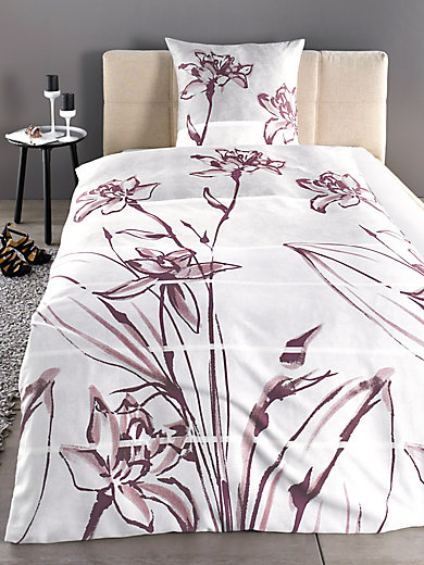Irisette - Bettwäsche-Garnitur ca. 135x200cm