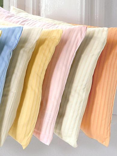 Irisette - Bügelleichte Jersey-Bettwäsche ca. 155x220cm
