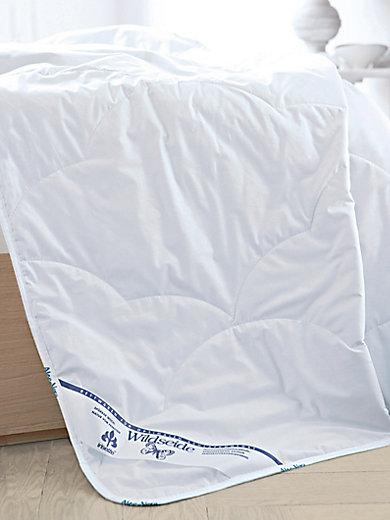 Irisette - Wildseiden-Steppbett, ca. 155x220cm