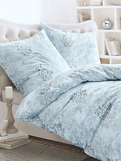 janine bettw sche garnitur ca 135x200cm petrol. Black Bedroom Furniture Sets. Home Design Ideas