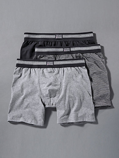 Jockey - Boxer-Shorts im 3er-Pack
