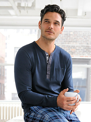 Jockey - Le T-shirt de pyjama, manches longues