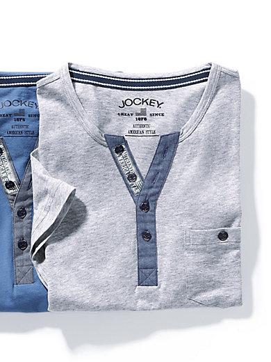 Jockey - Pyjamashirt met korte mouwen