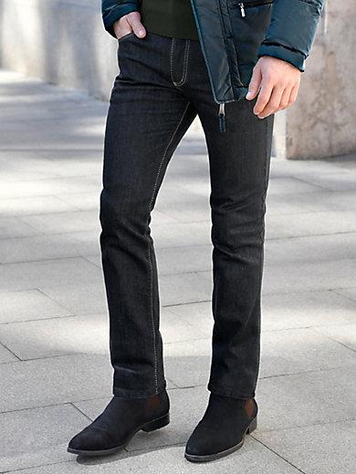 joker jeans modell freddy inch 30 black denim. Black Bedroom Furniture Sets. Home Design Ideas