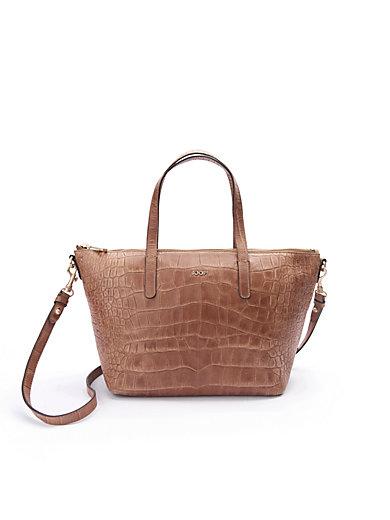 Tote Bag In 100% Leather Joop! Bolso De Mano De Cuero 100% Joop! Beige Joop Joop Amarillento wCLCcT8e