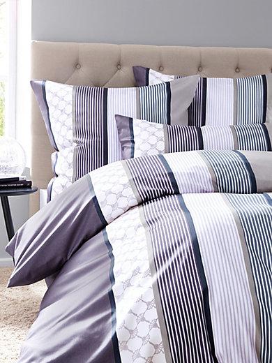 joop bettw sche garnitur ca 135x200cm blau. Black Bedroom Furniture Sets. Home Design Ideas