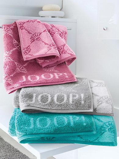 Joop! - La serviette 100% coton env. 50x100cm