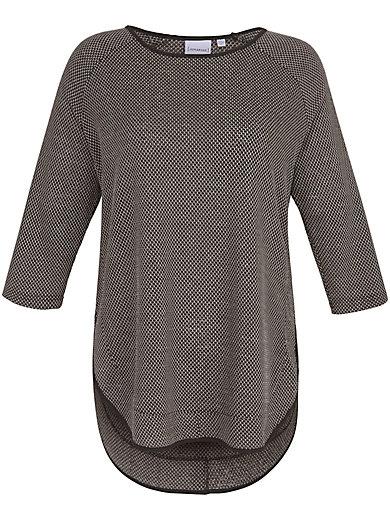 JUNAROSE - Shirt mit 3/4 Raglan-Arm